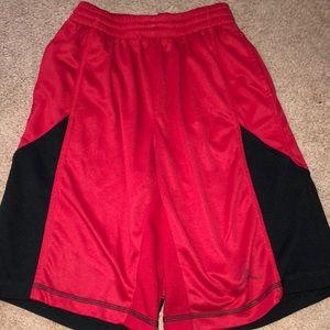 Jordan basketball shorts-good used condition